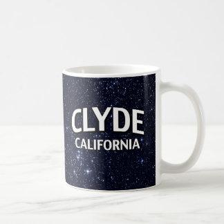 Clyde California Tazas