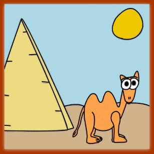 Image result for pic of cartoon camel clyde