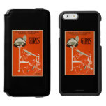 "Clyde Fitch's Greatest Comedy, ""Girls"" Theatre 2 Incipio Watson™ iPhone 6 Wallet Case"