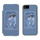 "Clyde Fitch's Greatest Comedy, ""Girls"" Theatre iPhone SE/5/5s Wallet Case"
