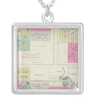 Clyde, Glasco, Jamestown, Kansas Custom Necklace