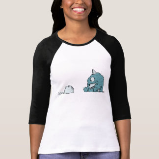 Clyde Is On A Shirt! (Reglan Women's) T-Shirt