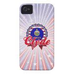 Clyde, KS iPhone 4 Case-Mate Carcasas
