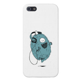 Clyde Likes Jammin Cover For iPhone 5