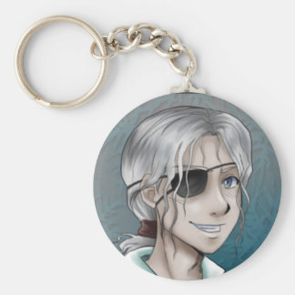 Clyde Webster Keychain