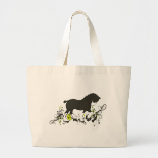 Clydesdale Tote Bags