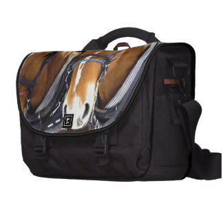 Clydesdale Draft Horses Bag For Laptop