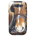 Clydesdale Draft Horses Samsung Galaxy Case Samsung Galaxy S3 Cover