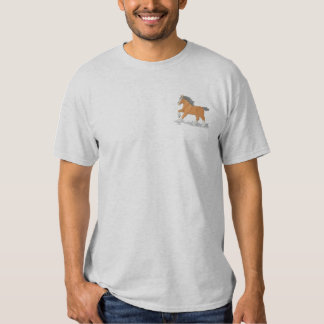 Clydesdale Embroidered T-Shirt