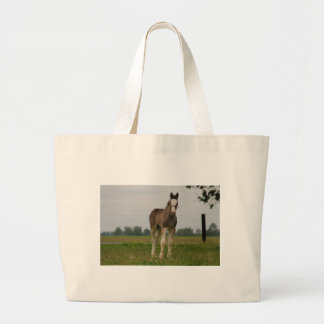 clydesdale filly canvas bags