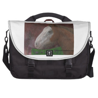 Clydesdale foal at his mother's side bags for laptop