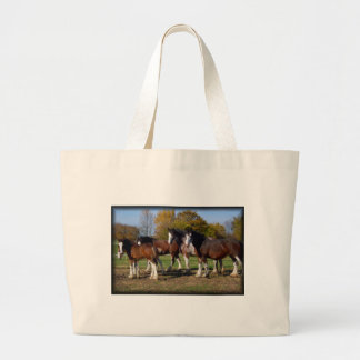 clydesdale group canvas bags
