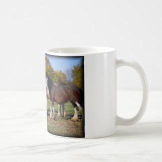 clydesdale group coffee mug