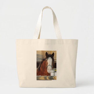 Clydesdale horse bags