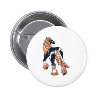 CLYDESDALE HORSE PIN