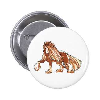 CLYDESDALE HORSE LARGER PINS