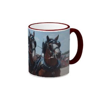 Clydesdale Horse Team Mug