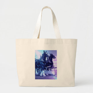 Clydesdale Jumbo Tote Tote Bag
