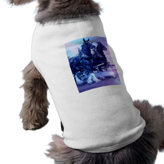 Clydesdale Pet Shirt