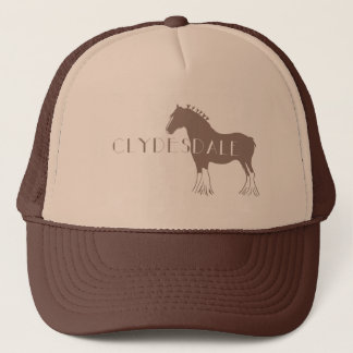 Clydesdale Trucker Hat