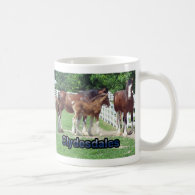 Clydesdales Mugs