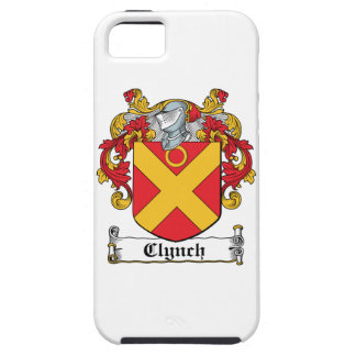 Clynch Family Crest iPhone 5 Cases