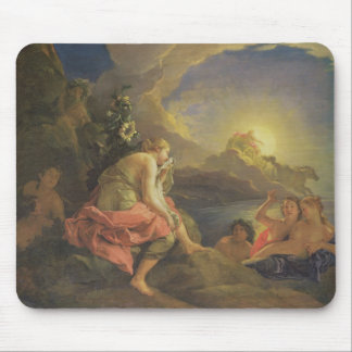 Clytie Transformed into a Sunflower, 1688 (oil on Mouse Pad