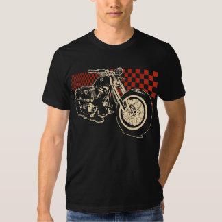 CM Bobber (crisp red/crm) Shirt