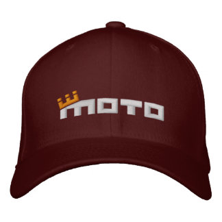 CM Branded Embroidered Baseball Hat