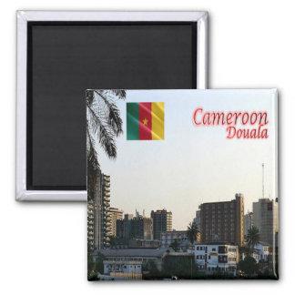 CM - Cameroon - Douala  the economic capital Magnet