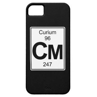 Cm - Curium iPhone SE/5/5s Case
