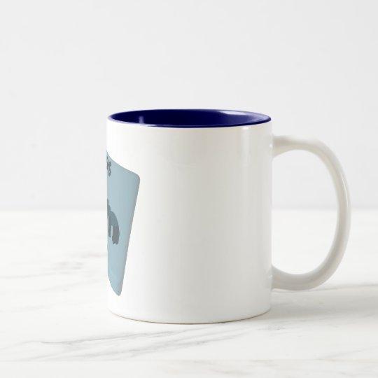 Cm Curium Two-Tone Coffee Mug