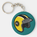 CM Helmet Keychain