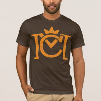 CM Letter Logo (vintage orange) T-Shirt