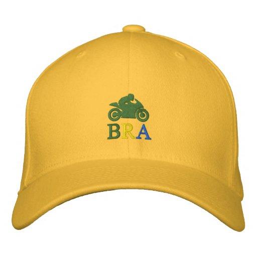 CM Moto BRA (Brazil) Embroidered Baseball Hat