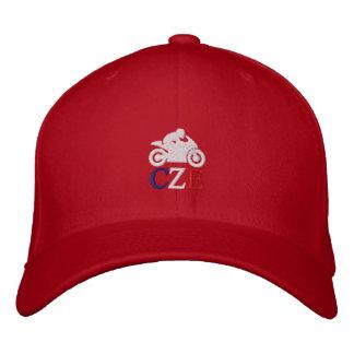 CM Moto CZE (Czech Republic) Embroidered Baseball Hat