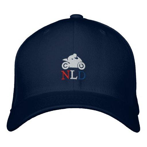 CM Moto NLD (Netherlands) Embroidered Baseball Hat
