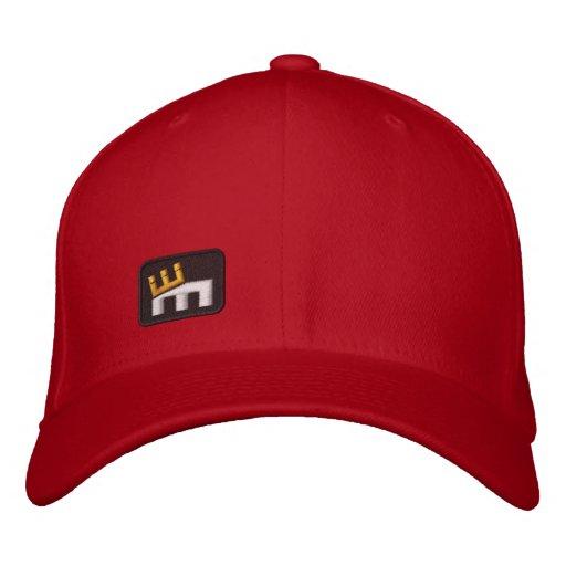 CM Original Patch Embroidered Baseball Cap