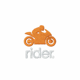CM Rider Embroidered Shirt