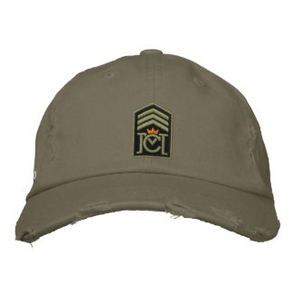 CM Sarge Hat Embroidered Baseball Cap