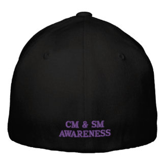 CM & SM AWARENESS CAP