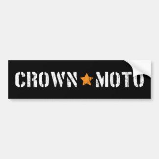 CM Star Bumper Sticker