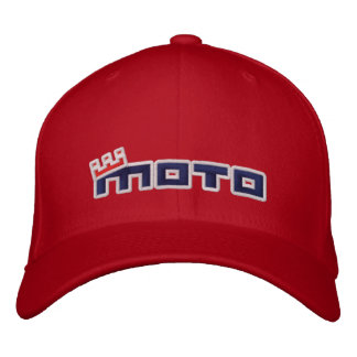 CM - USA Embroidered Hat