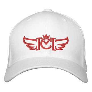 CM Wings (red) Embroidered Baseball Cap