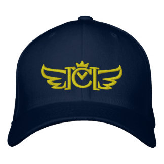 CM Yellow Wings (Suzuki) Embroidered Hat