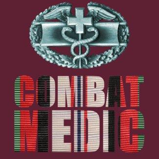 CMB Afghanistan Combat Medic Shirt shirt