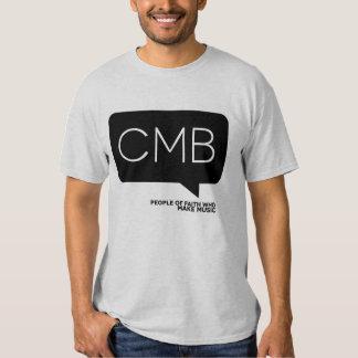 CMB Logo Tee