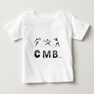 CMB SPORTS LOGO INFANT T-SHIRT