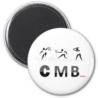 CMB Sports Magnet