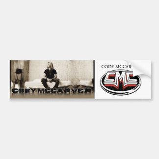 CMC Bumper Sticker Car Bumper Sticker